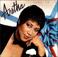 In the late 60s and early 70s, Aretha Franklin had an almost unbroken string of great albums. By 1980, she had parted ways with Atlantic records, the label that made her famous, and signed to Arista. The new label clearly had no idea of how to market her, leading to awful covers like this one. Is she supposed to look like a Playboy bunny?