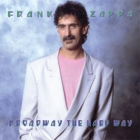 Frank Zappa was a leading light of the avant-garde rock scene. He was a consummate non-conformist and musical progressive. But judging by this cover, you might mistake him for someone about to attend his country club's annual fundraiser. Don't let the pic fool you, though: this is a highly satirical album which takes shots at the establishment figures of the day. Yes, this is the one album I've actually heard!